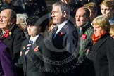 Remembrance Sunday at the Cenotaph in London 2014: Group F2 - Italy Star Association. Press stand opposite the Foreign Office building, Whitehall, London SW1, London, Greater London, United Kingdom, on 09 November 2014 at 11:56, image #945