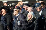 Remembrance Sunday at the Cenotaph in London 2014: Group F15 - National Gulf Veterans & Families Association. Press stand opposite the Foreign Office building, Whitehall, London SW1, London, Greater London, United Kingdom, on 09 November 2014 at 11:58, image #1040