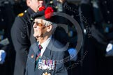 Remembrance Sunday at the Cenotaph in London 2014: Group A13 - Black Watch Association. Press stand opposite the Foreign Office building, Whitehall, London SW1, London, Greater London, United Kingdom, on 09 November 2014 at 12:03, image #1278