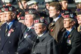 Remembrance Sunday at the Cenotaph in London 2014: Group A14 - Gordon Highlanders Association. Press stand opposite the Foreign Office building, Whitehall, London SW1, London, Greater London, United Kingdom, on 09 November 2014 at 12:03, image #1285