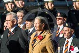 Remembrance Sunday at the Cenotaph in London 2014: Group A28 - Royal Sussex Regimental Association. Press stand opposite the Foreign Office building, Whitehall, London SW1, London, Greater London, United Kingdom, on 09 November 2014 at 12:05, image #1396