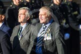 Remembrance Sunday at the Cenotaph in London 2014: Group A28 - Royal Sussex Regimental Association. Press stand opposite the Foreign Office building, Whitehall, London SW1, London, Greater London, United Kingdom, on 09 November 2014 at 12:05, image #1401