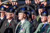 Remembrance Sunday at the Cenotaph in London 2014: Group A35 - Queen's Own Highlanders Regimental Association. Press stand opposite the Foreign Office building, Whitehall, London SW1, London, Greater London, United Kingdom, on 09 November 2014 at 12:06, image #1459