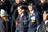Remembrance Sunday at the Cenotaph in London 2014: Group B8 - Royal Engineers Association. Press stand opposite the Foreign Office building, Whitehall, London SW1, London, Greater London, United Kingdom, on 09 November 2014 at 12:08, image #1564