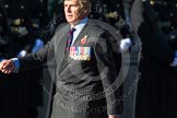 Remembrance Sunday at the Cenotaph in London 2014: Group B8 - Royal Engineers Association. Press stand opposite the Foreign Office building, Whitehall, London SW1, London, Greater London, United Kingdom, on 09 November 2014 at 12:08, image #1572