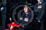 Remembrance Sunday at the Cenotaph in London 2014: Group B9 - Royal Engineers Bomb Disposal Association. Press stand opposite the Foreign Office building, Whitehall, London SW1, London, Greater London, United Kingdom, on 09 November 2014 at 12:08, image #1573