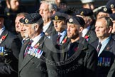 Remembrance Sunday at the Cenotaph in London 2014: Group B9 - Royal Engineers Bomb Disposal Association. Press stand opposite the Foreign Office building, Whitehall, London SW1, London, Greater London, United Kingdom, on 09 November 2014 at 12:08, image #1580