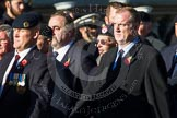 Remembrance Sunday at the Cenotaph in London 2014: Group B9 - Royal Engineers Bomb Disposal Association. Press stand opposite the Foreign Office building, Whitehall, London SW1, London, Greater London, United Kingdom, on 09 November 2014 at 12:08, image #1586