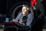 Remembrance Sunday at the Cenotaph in London 2014: Group B13 - Royal Army Service Corps & Royal Corps of Transport Association. Press stand opposite the Foreign Office building, Whitehall, London SW1, London, Greater London, United Kingdom, on 09 November 2014 at 12:09, image #1651