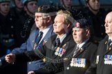 Remembrance Sunday at the Cenotaph in London 2014: Group B19 - Royal Electrical & Mechanical Engineers Association. Press stand opposite the Foreign Office building, Whitehall, London SW1, London, Greater London, United Kingdom, on 09 November 2014 at 12:10, image #1715