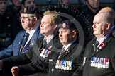 Remembrance Sunday at the Cenotaph in London 2014: Group B19 - Royal Electrical & Mechanical Engineers Association. Press stand opposite the Foreign Office building, Whitehall, London SW1, London, Greater London, United Kingdom, on 09 November 2014 at 12:10, image #1716