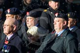 Remembrance Sunday at the Cenotaph in London 2014: Group B19 - Royal Electrical & Mechanical Engineers Association. Press stand opposite the Foreign Office building, Whitehall, London SW1, London, Greater London, United Kingdom, on 09 November 2014 at 12:10, image #1726