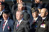 Remembrance Sunday at the Cenotaph in London 2014: Group B22 - Royal Army Pay Corps Regimental Association. Press stand opposite the Foreign Office building, Whitehall, London SW1, London, Greater London, United Kingdom, on 09 November 2014 at 12:11, image #1763