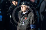 Remembrance Sunday at the Cenotaph in London 2014: Group B30 - 16/5th Queen's Royal Lancers. Press stand opposite the Foreign Office building, Whitehall, London SW1, London, Greater London, United Kingdom, on 09 November 2014 at 12:13, image #1909