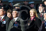 Remembrance Sunday at the Cenotaph in London 2014: Group B35 - Beachley Old Boys Association. Press stand opposite the Foreign Office building, Whitehall, London SW1, London, Greater London, United Kingdom, on 09 November 2014 at 12:14, image #1936