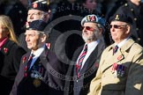 Remembrance Sunday at the Cenotaph in London 2014: Group B35 - Beachley Old Boys Association. Press stand opposite the Foreign Office building, Whitehall, London SW1, London, Greater London, United Kingdom, on 09 November 2014 at 12:14, image #1939