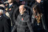 Remembrance Sunday at the Cenotaph in London 2014: Group B36 - Arborfield Old Boys Association. Press stand opposite the Foreign Office building, Whitehall, London SW1, London, Greater London, United Kingdom, on 09 November 2014 at 12:14, image #1948
