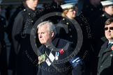 Remembrance Sunday at the Cenotaph in London 2014: Group B37 - Gallipoli & Dardenelles International. Press stand opposite the Foreign Office building, Whitehall, London SW1, London, Greater London, United Kingdom, on 09 November 2014 at 12:14, image #1949