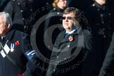 Remembrance Sunday at the Cenotaph in London 2014: Group B37 - Gallipoli & Dardenelles International. Press stand opposite the Foreign Office building, Whitehall, London SW1, London, Greater London, United Kingdom, on 09 November 2014 at 12:14, image #1950