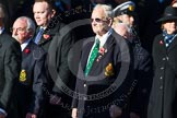 Remembrance Sunday at the Cenotaph in London 2014: Group M20 - Ulster Special Constabulary Association. Press stand opposite the Foreign Office building, Whitehall, London SW1, London, Greater London, United Kingdom, on 09 November 2014 at 12:17, image #2133
