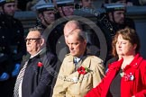 Remembrance Sunday at the Cenotaph in London 2014: Group M22 - Daniel's Trust. Press stand opposite the Foreign Office building, Whitehall, London SW1, London, Greater London, United Kingdom, on 09 November 2014 at 12:17, image #2139