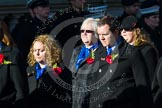 Remembrance Sunday at the Cenotaph in London 2014: Group M27 - PDSA. Press stand opposite the Foreign Office building, Whitehall, London SW1, London, Greater London, United Kingdom, on 09 November 2014 at 12:18, image #2208