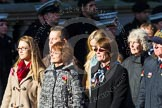 Remembrance Sunday at the Cenotaph in London 2014: Group M28 - HM Ships Glorious Ardent & ACASTA Association. Press stand opposite the Foreign Office building, Whitehall, London SW1, London, Greater London, United Kingdom, on 09 November 2014 at 12:18, image #2213