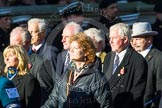 Remembrance Sunday at the Cenotaph in London 2014: Group M28 - HM Ships Glorious Ardent & ACASTA Association. Press stand opposite the Foreign Office building, Whitehall, London SW1, London, Greater London, United Kingdom, on 09 November 2014 at 12:18, image #2216