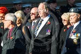 Remembrance Sunday at the Cenotaph in London 2014: M34 - TRBL Non Ex-Service Members.. Press stand opposite the Foreign Office building, Whitehall, London SW1, London, Greater London, United Kingdom, on 09 November 2014 at 12:19, image #2246
