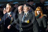 Remembrance Sunday at the Cenotaph in London 2014: M34 - TRBL Non Ex-Service Members.. Press stand opposite the Foreign Office building, Whitehall, London SW1, London, Greater London, United Kingdom, on 09 November 2014 at 12:19, image #2250