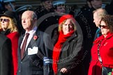 Remembrance Sunday at the Cenotaph in London 2014: Group M36 - Western Front Association. Press stand opposite the Foreign Office building, Whitehall, London SW1, London, Greater London, United Kingdom, on 09 November 2014 at 12:19, image #2267