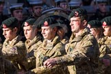Remembrance Sunday at the Cenotaph in London 2014: Group M47 - Army Cadet Force. Press stand opposite the Foreign Office building, Whitehall, London SW1, London, Greater London, United Kingdom, on 09 November 2014 at 12:21, image #2288