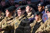 Remembrance Sunday at the Cenotaph in London 2014: Group M47 - Army Cadet Force. Press stand opposite the Foreign Office building, Whitehall, London SW1, London, Greater London, United Kingdom, on 09 November 2014 at 12:21, image #2291