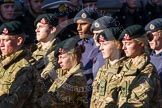 Remembrance Sunday at the Cenotaph in London 2014: Group M47 - Army Cadet Force. Press stand opposite the Foreign Office building, Whitehall, London SW1, London, Greater London, United Kingdom, on 09 November 2014 at 12:21, image #2292