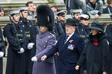 Remembrance Sunday at the Cenotaph 2015: Group B1, Reconnaissance Corps (Anniversary). Cenotaph, Whitehall, London SW1, London, Greater London, United Kingdom, on 08 November 2015 at 11:36, image #11