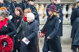 Remembrance Sunday at the Cenotaph 2015: Group B2, 43rd Reconnaissance Regiment Old Comrades Association. Cenotaph, Whitehall, London SW1, London, Greater London, United Kingdom, on 08 November 2015 at 11:36, image #22