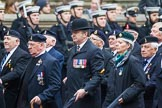 Remembrance Sunday at the Cenotaph 2015: Group B8, Royal Signals Association. Cenotaph, Whitehall, London SW1, London, Greater London, United Kingdom, on 08 November 2015 at 11:37, image #61
