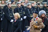 Remembrance Sunday at the Cenotaph 2015: Group B8, Royal Signals Association. Cenotaph, Whitehall, London SW1, London, Greater London, United Kingdom, on 08 November 2015 at 11:37, image #69