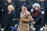 Remembrance Sunday at the Cenotaph 2015: Group B8, Royal Signals Association. Cenotaph, Whitehall, London SW1, London, Greater London, United Kingdom, on 08 November 2015 at 11:37, image #70