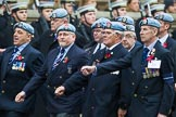 Remembrance Sunday at the Cenotaph 2015: Group B9, Army Air Corps Association. Cenotaph, Whitehall, London SW1, London, Greater London, United Kingdom, on 08 November 2015 at 11:37, image #73