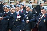 Remembrance Sunday at the Cenotaph 2015: Group B9, Army Air Corps Association. Cenotaph, Whitehall, London SW1, London, Greater London, United Kingdom, on 08 November 2015 at 11:37, image #74