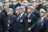 Remembrance Sunday at the Cenotaph 2015: Group B9, Army Air Corps Association. Cenotaph, Whitehall, London SW1, London, Greater London, United Kingdom, on 08 November 2015 at 11:38, image #77