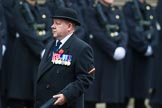 Remembrance Sunday at the Cenotaph 2015: Group B13, Royal Pioneer Corps Association (Anniversary). Cenotaph, Whitehall, London SW1, London, Greater London, United Kingdom, on 08 November 2015 at 11:38, image #103
