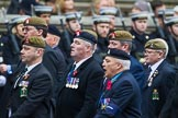 Remembrance Sunday at the Cenotaph 2015: Group B13, Royal Pioneer Corps Association (Anniversary). Cenotaph, Whitehall, London SW1, London, Greater London, United Kingdom, on 08 November 2015 at 11:39, image #111