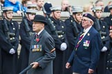 Remembrance Sunday at the Cenotaph 2015: Group B14, Royal Army Medical Corps Association. Cenotaph, Whitehall, London SW1, London, Greater London, United Kingdom, on 08 November 2015 at 11:39, image #113