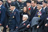Remembrance Sunday at the Cenotaph 2015: Group B14, Royal Army Medical Corps Association. Cenotaph, Whitehall, London SW1, London, Greater London, United Kingdom, on 08 November 2015 at 11:39, image #115