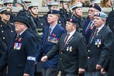 Remembrance Sunday at the Cenotaph 2015: Group B15, Royal Electrical & Mechanical Engineers Association. Cenotaph, Whitehall, London SW1, London, Greater London, United Kingdom, on 08 November 2015 at 11:39, image #121