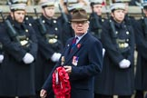 Remembrance Sunday at the Cenotaph 2015: Group B17, The RAEC and ETS Branch Association. Cenotaph, Whitehall, London SW1, London, Greater London, United Kingdom, on 08 November 2015 at 11:40, image #140