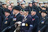 Remembrance Sunday at the Cenotaph 2015: Group B19, Royal Army Veterinary Corps & Royal Army Dental Corps. Cenotaph, Whitehall, London SW1, London, Greater London, United Kingdom, on 08 November 2015 at 11:40, image #149