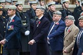 Remembrance Sunday at the Cenotaph 2015: Group B22, Royal Scots Dragoon Guards. Cenotaph, Whitehall, London SW1, London, Greater London, United Kingdom, on 08 November 2015 at 11:40, image #169